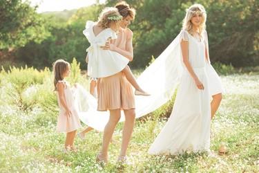 Descubre la primera colección de novias de La Redoute: es posible vestir por menos de 150 euros el día de tu boda