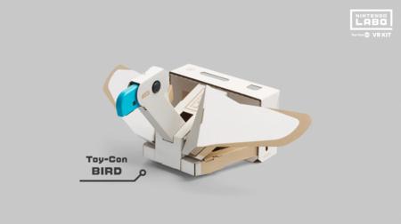 Nintendo Labo VR Kit Pajaro