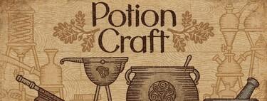 Potion Craft hace fácil lo difícil y divertido lo aburrido. Es una razón más para amar el diseño de videojuegos