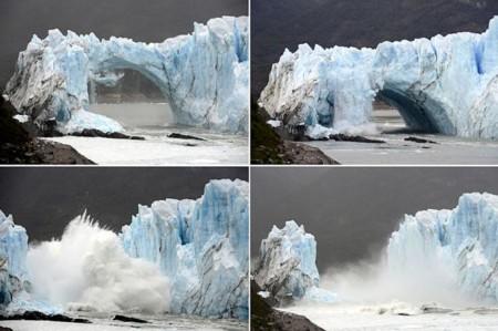Argentina Glaciar