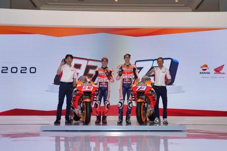 Marquez Honda Motogp 2020 2