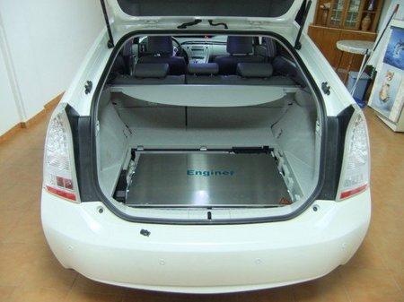 Como convertir un Toyota Prius a enchufable