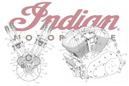 Indian se sube al carro de la distribución variable: un nuevo motor para revolucionar el segmento custom