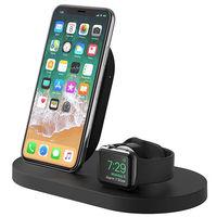 Belkin PowerHouse, base de carga inalámbrica para iPhone y Apple Watch rebajada a 104,99 euros en Amazon