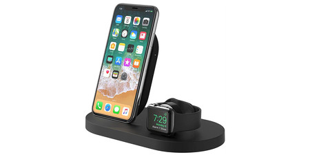 Belkin PowerHouse, base de carga inalámbrica para iPhone y Apple Watch rebajada a 104,99 euros en Amazon