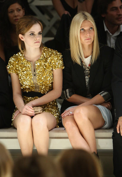 Looks 10 en el front-row de Burberry en Londres: el estilo de todas las invitadas