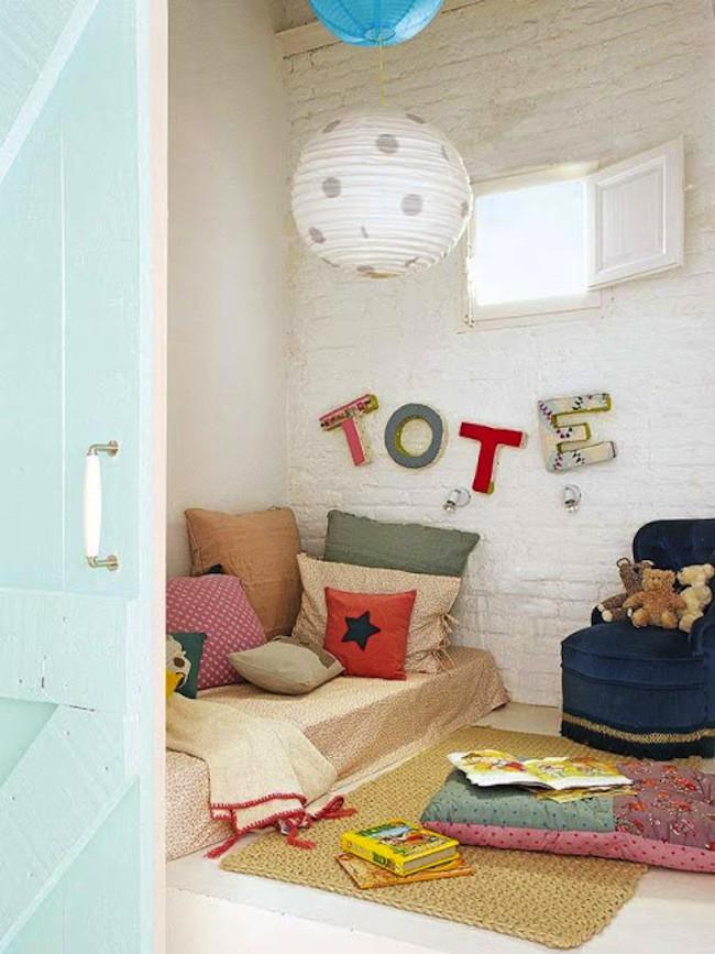 Dormitorio Infantil Bohemio