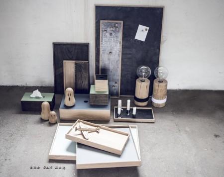 No seas fantasma y decora en Halloween con las piezas de madera de The Oak Men Shop