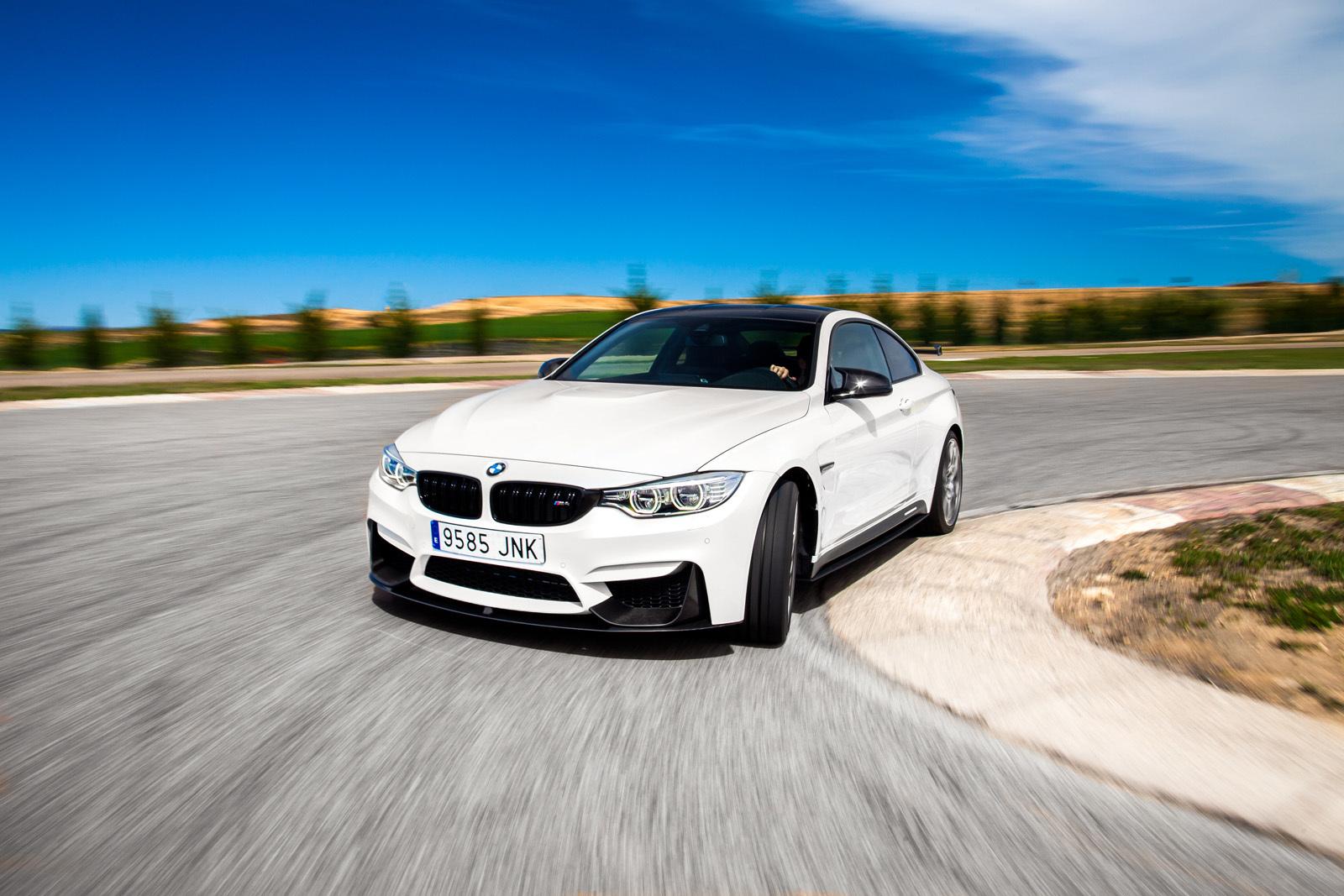 Foto de BMW M4 CS (13/60)