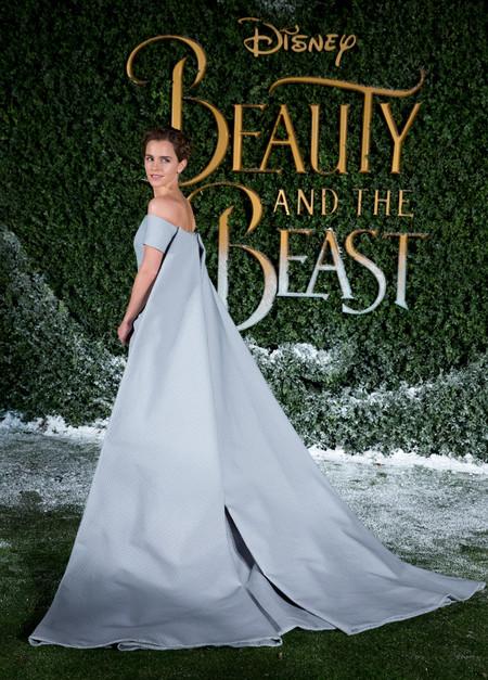 ¿Tienes un evento formal próximamente?: entonces toma nota del recogido trenzado de Emma Watson