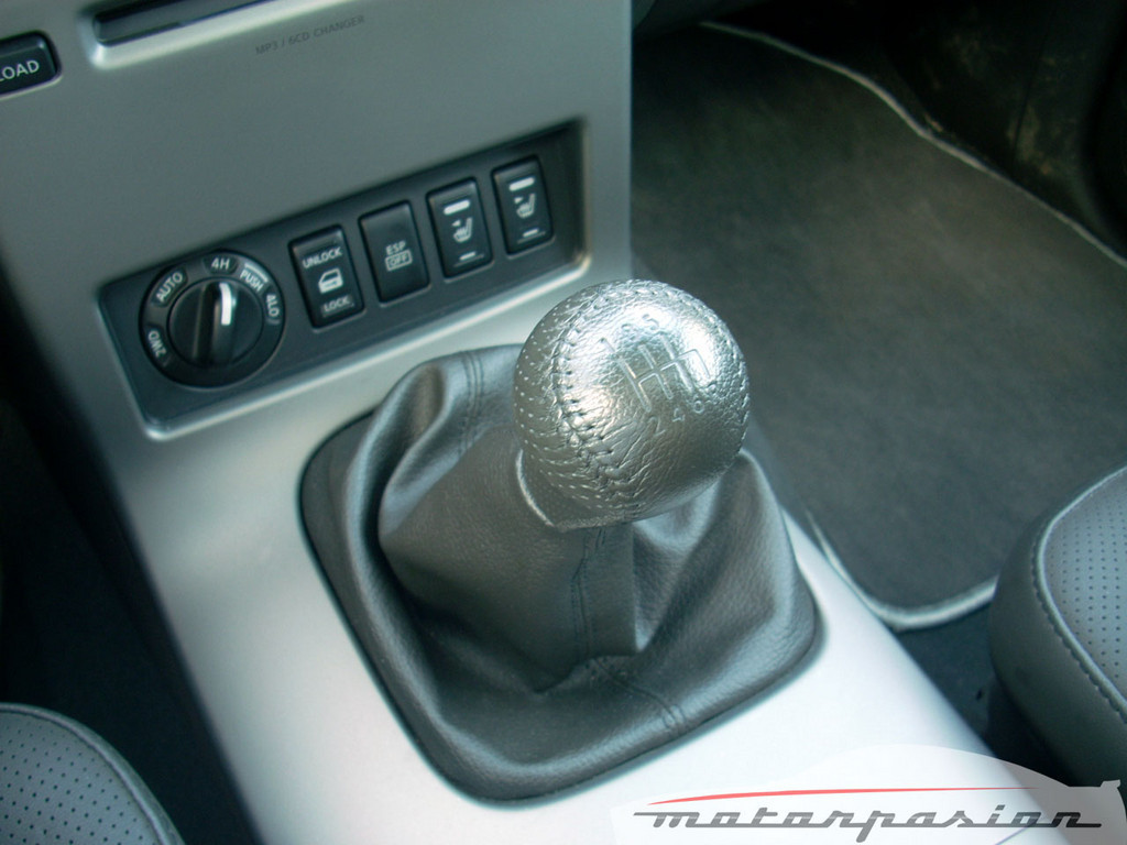 Foto de Nissan Pathfinder (prueba) (33/48)