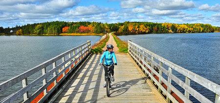 'The Great Trail', el sendero más largo de mundo por el que puedes recorrer toda Canadá