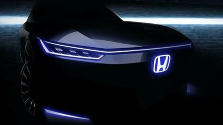 Honda anuncia con un enigmático teaser que presentará un nuevo coche eléctrico en el inminente Salón de Pekin 2020