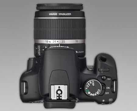 Canon EOS 450D 3