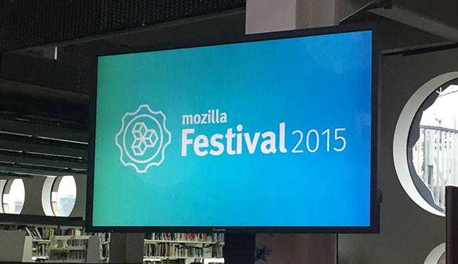 Mozfest 2015