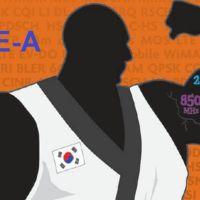 Si piensas que tu 4G va rápido, mira cómo se las gastan en Corea del Sur