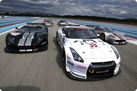 Ford GT, Nissan GT-R y más novedades del FIA GT