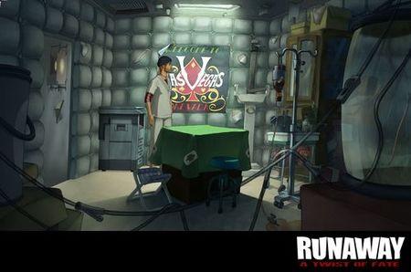 'Runaway: A Twist of Fate': más capturas