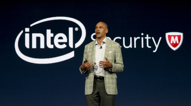 Chris Young CEO Intel Security