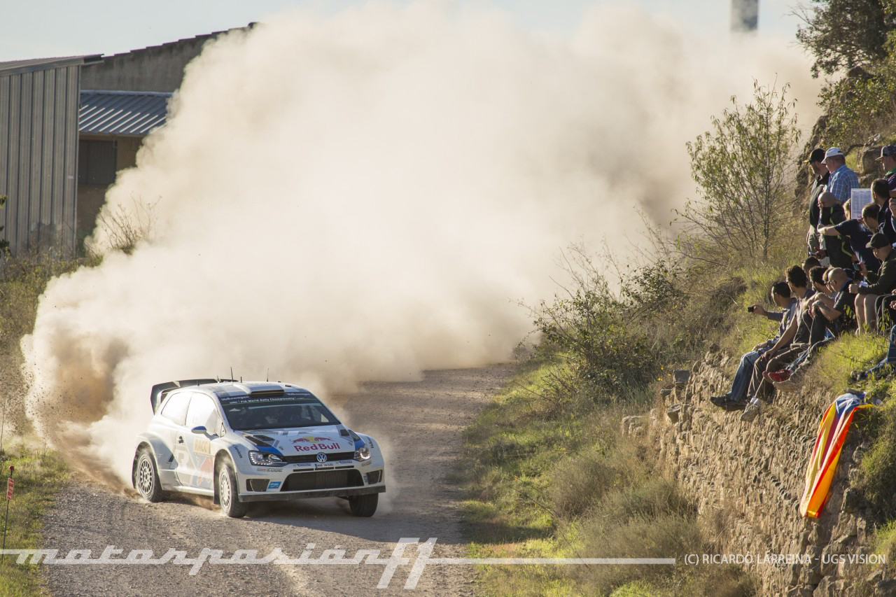 Foto de WRC - Rally de Catalunya 2014 (257/370)