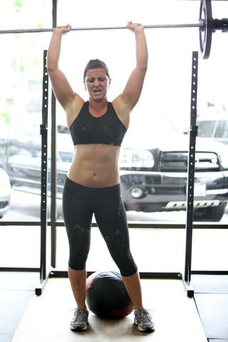 Usa las pesas para obtener tu objetivo