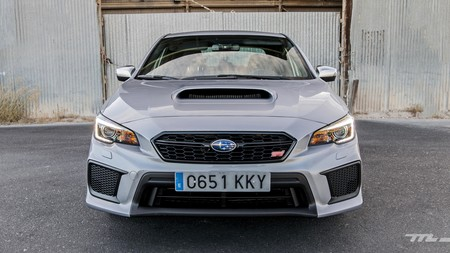 Subaru Wrx Sti 2018 Prueba 028