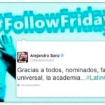 #FollowFriday de Poprosa: los Grammy Latino se vivieron en Instagram