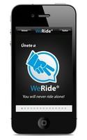 WeRide, aplicación móvil hecha por moteros y para moteros
