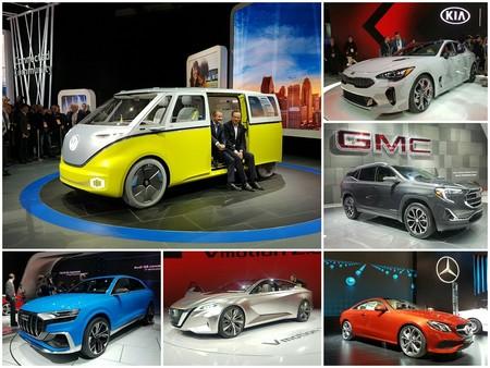 Los 23 lanzamientos del Auto Show de Detroit 2017
