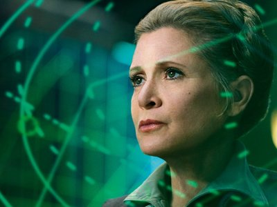 ¿Aparece Carrie Fisher en el Episodio IX de Star Wars? (ACTUALIZADO)