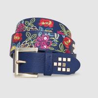 Cinturón Basic Wow estampado de Desigual por 17,98 euros en Amazon