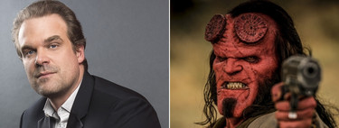 "'Hellboy se merecía una voz personal y distinta al cine de superhéroes actual"". David Harbour"