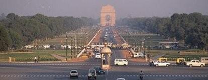 Nueva Delhi podría albergar un Gran Premio