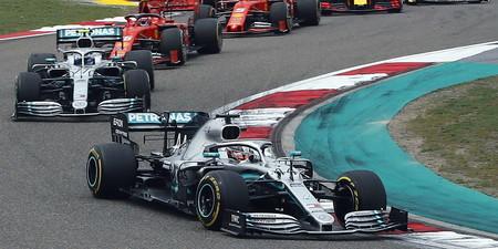 Gran Premio De China Postergado 3