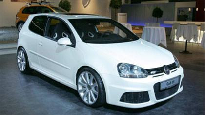 ¿Filtrada la primera imagen del VW Golf R36?