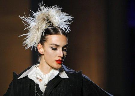 Jean Paul Gautier Alta Costura Otoño-Invierno 2011/2012: Las divas visten Gaultier