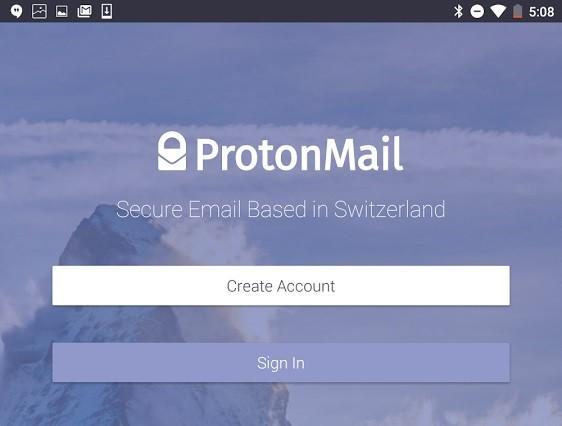 Protonmail Portada