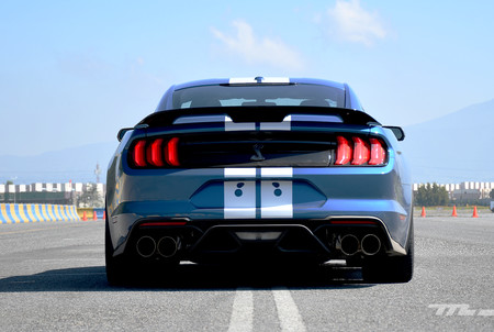 Ford Mustang Shelby Gt500 Mexico 9