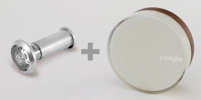 Peeple, otro dispositivo que busca ser tu próxima mirilla de casa