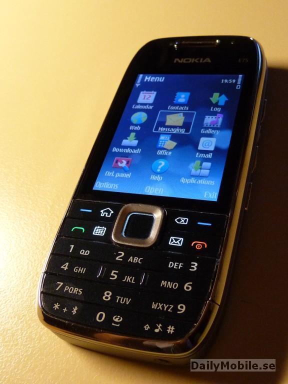 Foto de Nokia E75, nuevas imágenes (13/15)