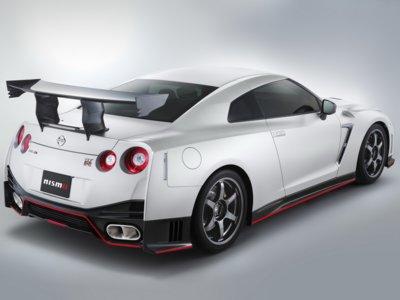 Nissan GT-R Nismo N Attack Package: 'godzilla' saca las garras para el circuito