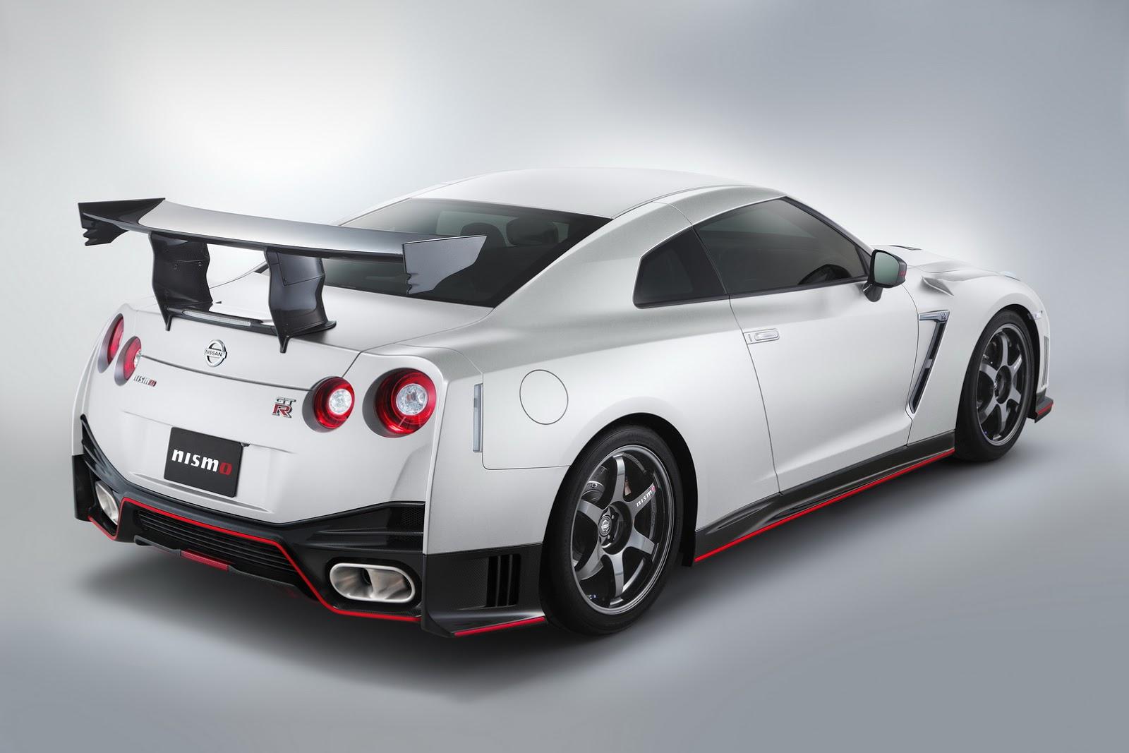 Nissan GT-R Nismo N Attack Package: 'godzilla' saca las ...