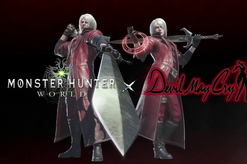 Monster Hunter World: te contamos cómo desbloquear a Dante de Devil May Cry