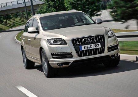 Audi Q7, precios para 2011 y nuevo motor 3.0 TDI 204 CV
