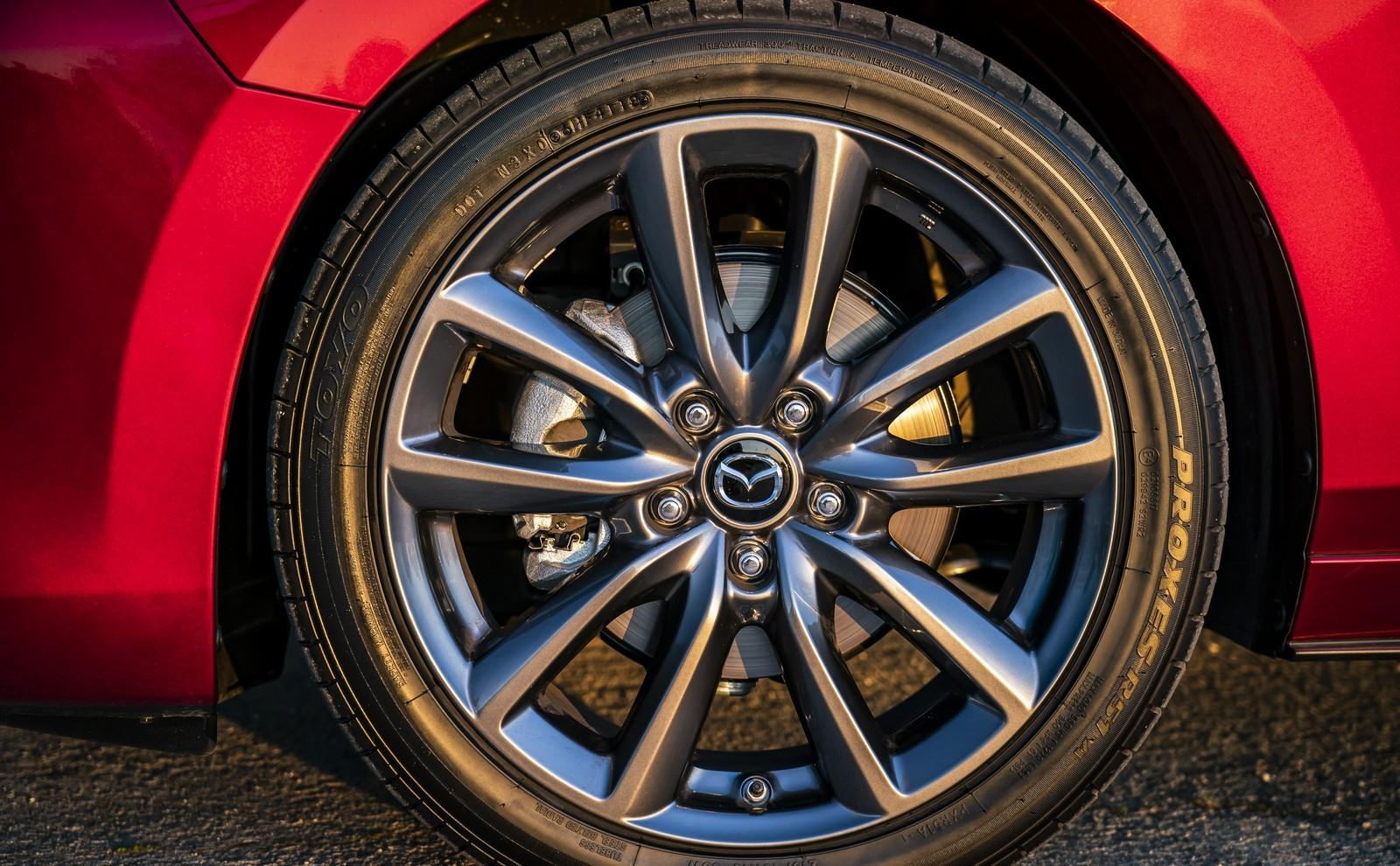 Foto de Mazda3 2019 (80/128)