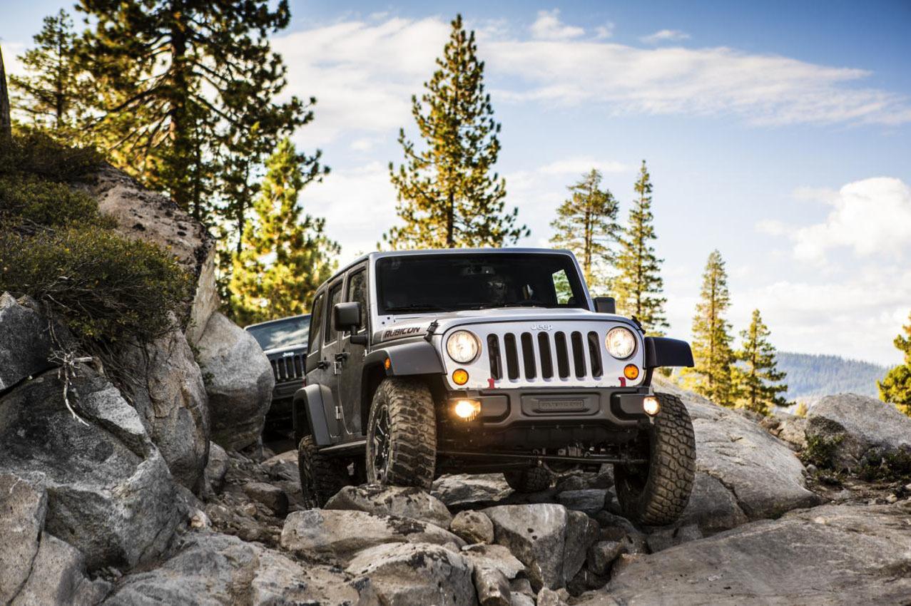 Foto de Jeep Wrangler Rubicon 10 Aniversario (1/27)