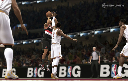 'NBA Live 14': tráiler con gameplay de Xbox One y PS4