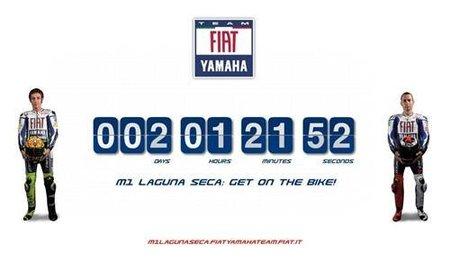 ¿Quieres poner tu cara en la Yamaha de Valentino Rossi y Jorge Lorenzo?