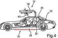 Parece que habrá un Mercedes-Benz SLS AMG de cuatro puertas