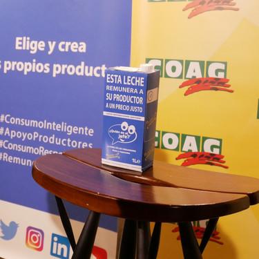 """""""Este brick de leche me salvó la vida"""": llega a España la iniciativa que está librando a los ganaderos franceses de la ruina"""